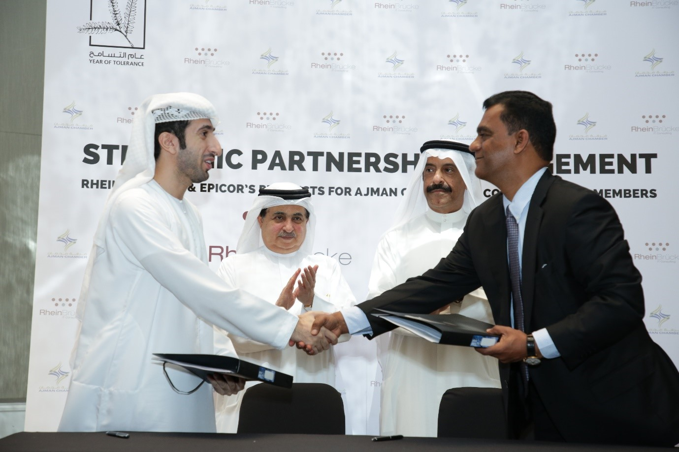 MoU for Collaboration with Ajman Chamber of Commerce